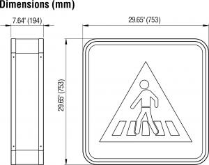 TS-SR-U2H7 dimensions