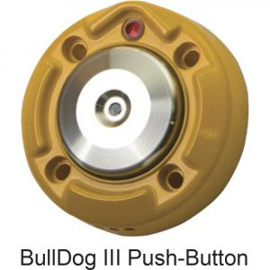 AC BDL3 push button