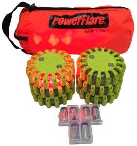 PowerFlare SP6-R-Y