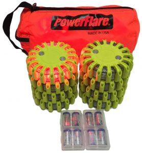 PowerFlare SP8-R-Y