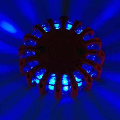 PowerFlare LED color blue