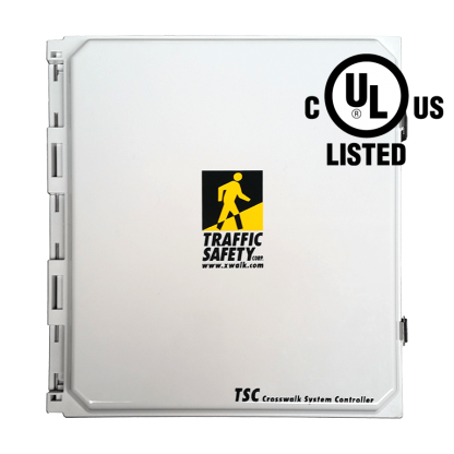 TS1200 Crosswalk System Controller AC Powered Model