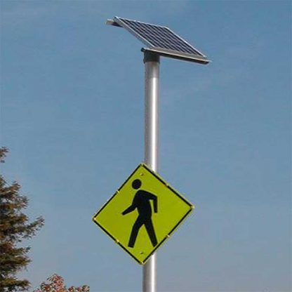 TS1200 Crosswalk System Controller Solar Powered Model