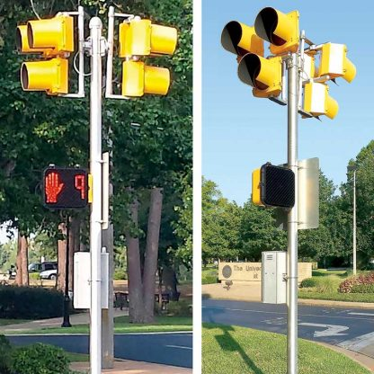 HAWK High intensity Activated crossWalK Beacon Systems