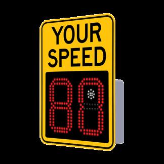 SafePace Evolution Radar Speed Signs