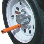SP Cruiser LT Trailer wheel lock