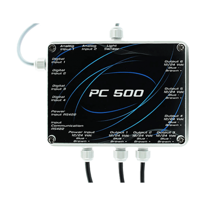TS-PC500 Programmable Controller