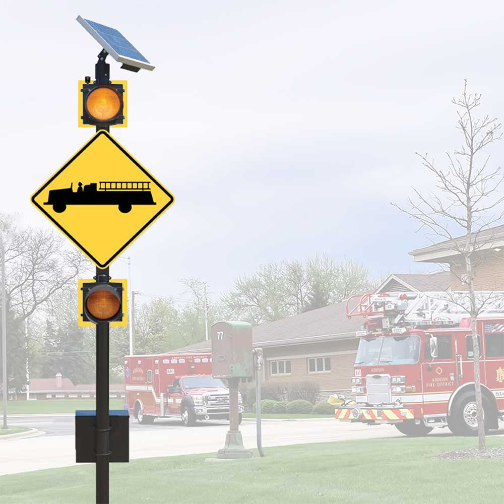 TS50 Emergency Vehicle Warning Systems