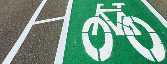 Bike Path Lights