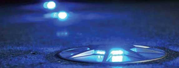 lane guidance lights