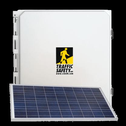 TS1250 Crosswalk System Controller Solar Powered Model