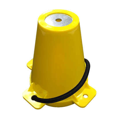 PowerFlare Cone Top Adapter top view