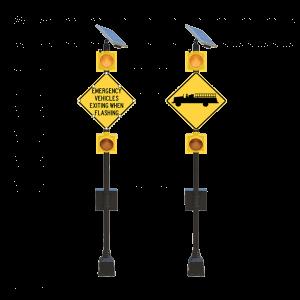 TS50 Emergency Vehicle Warning Systems